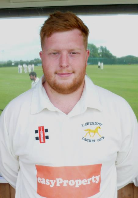 Harry Thomas - classy 100 for Lawrenny