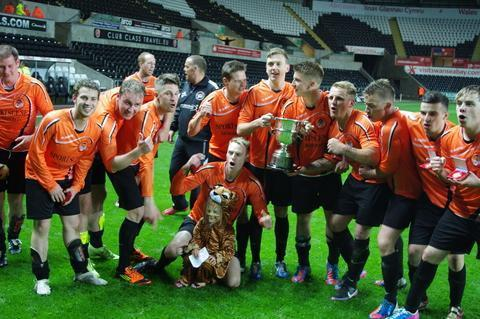 Tigers roar to West Wales Cup glory