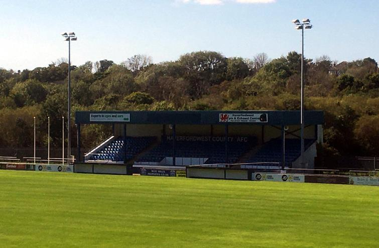 Bridge Meadow Stadium
