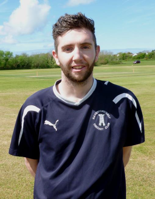 Chris Phillips - runs and wickets for Haverfordwest 2nds