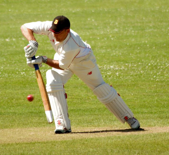 Hadyn Shapcott struck a half century for Carew 2nds