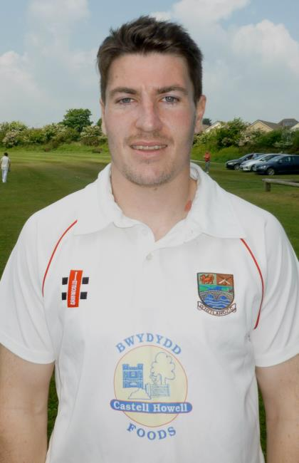 Jonathan Thomas - helped Whitland to big win