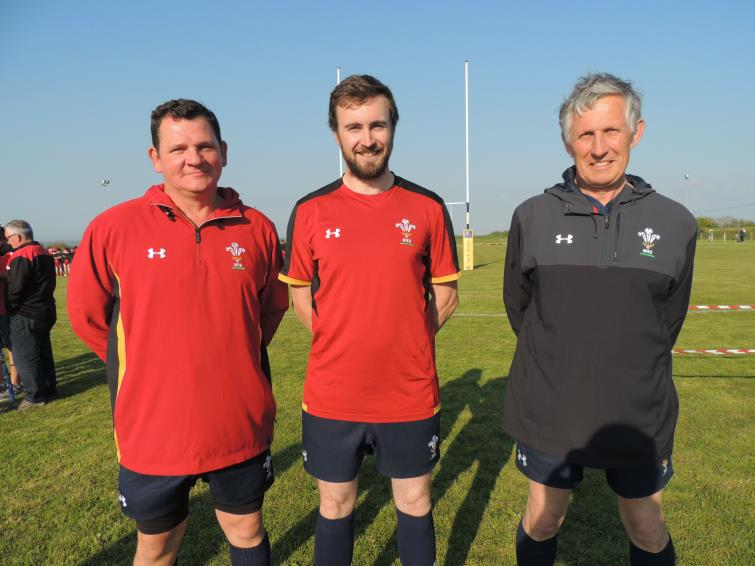2018 KO Cup - Match officials