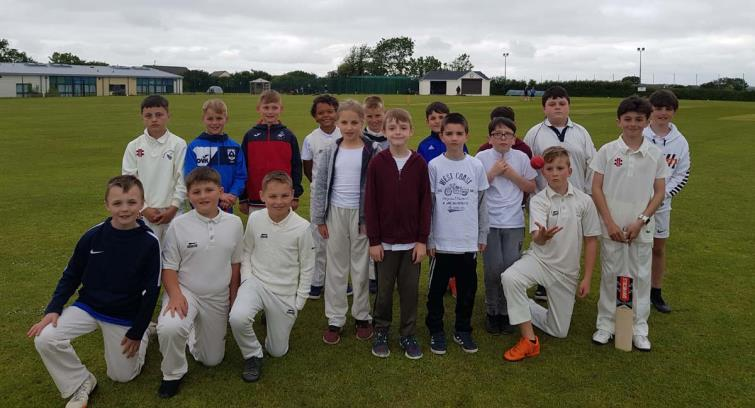Neyland and Pembroke Under  11s