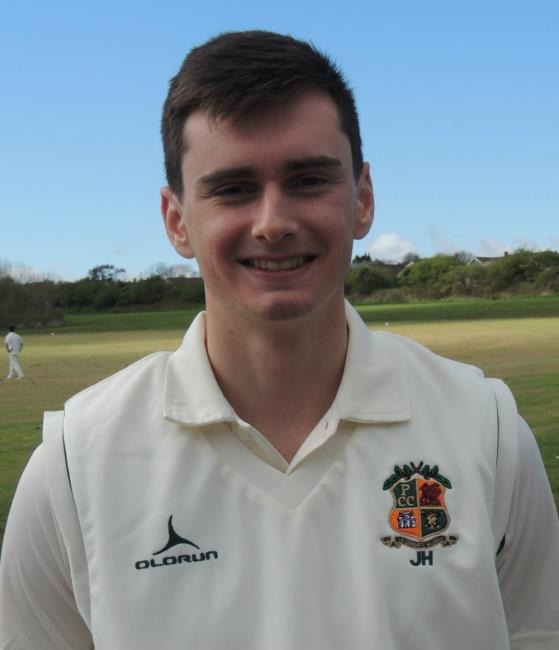 Jack Harries - Pembroke skipper led his team by batting really well