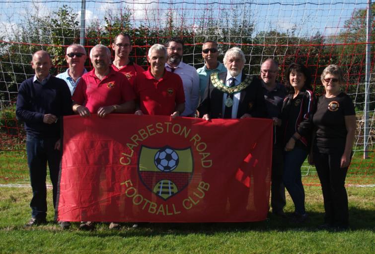 Clarbeston Road AFC Trustees