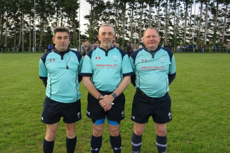 Youth Cup Final match officials