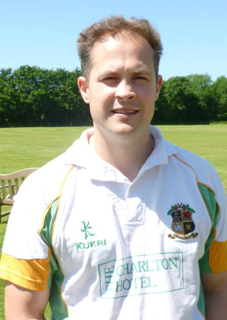 Paul White - batted well for Pembroke