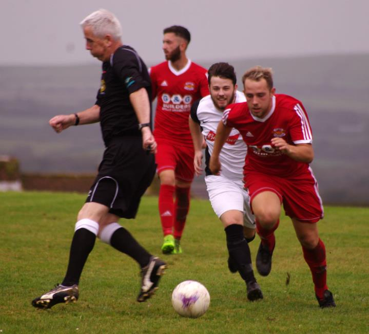 Jordan Richards grabbed two goals in West Dragons convincing victory