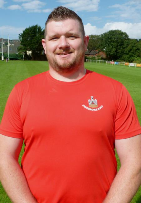 Sam Smith - another four tries for Pembroke powerhouse No 8