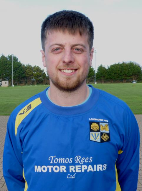 Tom Jameson - more points from Laugharne centre
