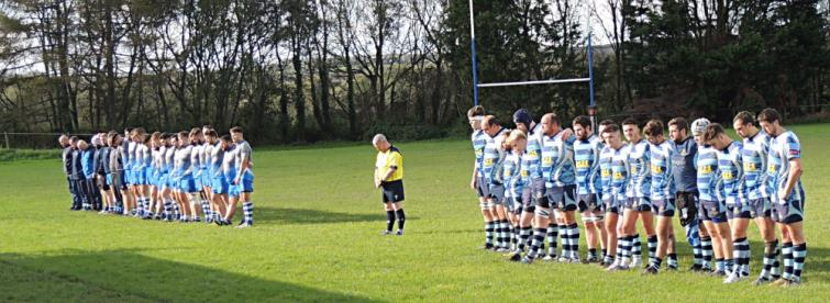 Haverfordwest and St Clears observe a minutes silence