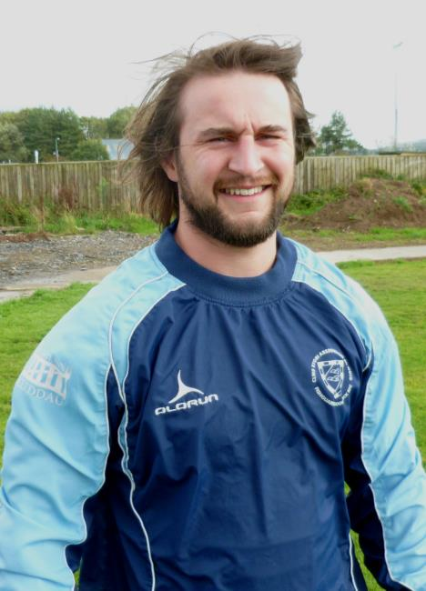 Ed Bendall - try brace for Fishguard winger