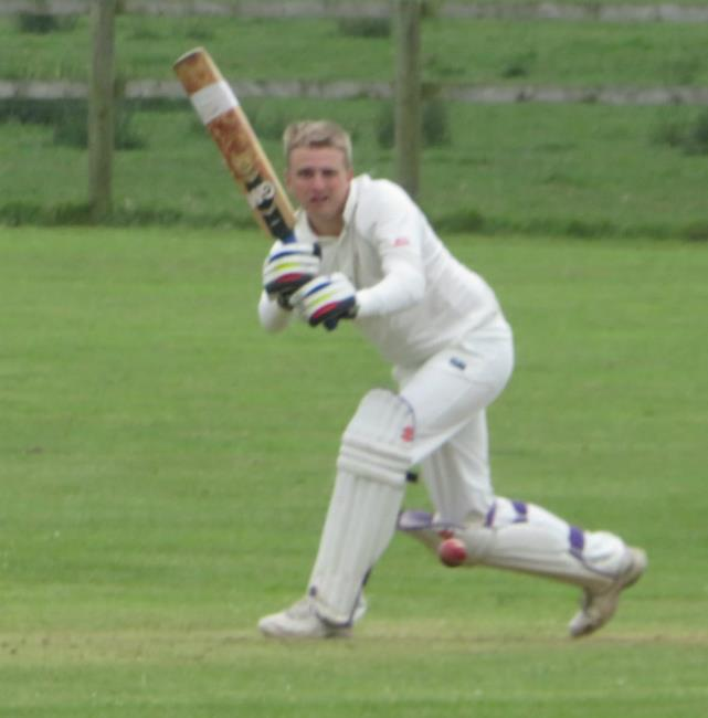 Peter McGilloway took four wickets for Lamphey