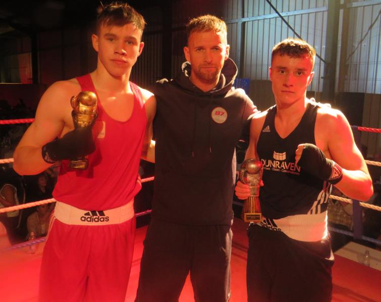 Alex O Sullivan beat Dafydd Jones