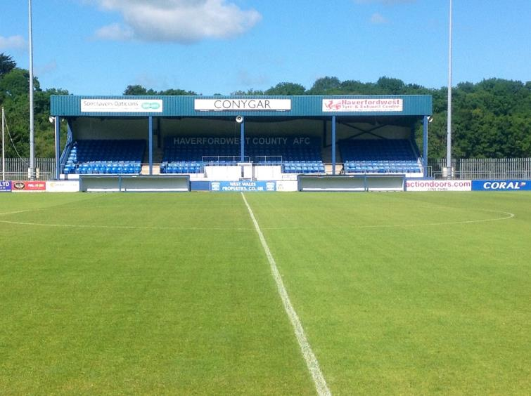 The club would like supporters to fill the stands at the Conygar Bridge Meadow on home match days