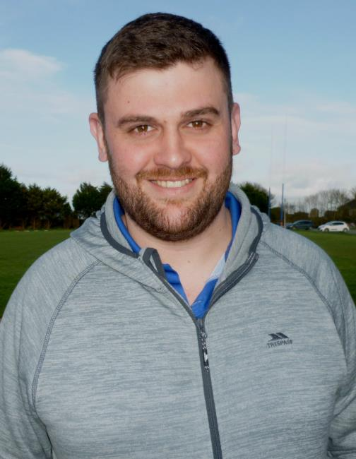 Carl Smith - try for Laugharne captain