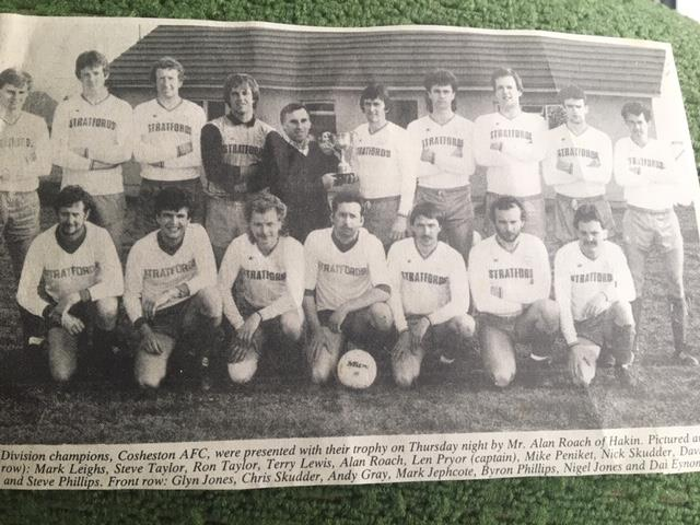 Cosheston AFC