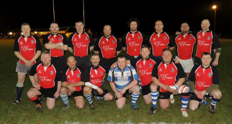Fishguard and Goodwick Over 35s