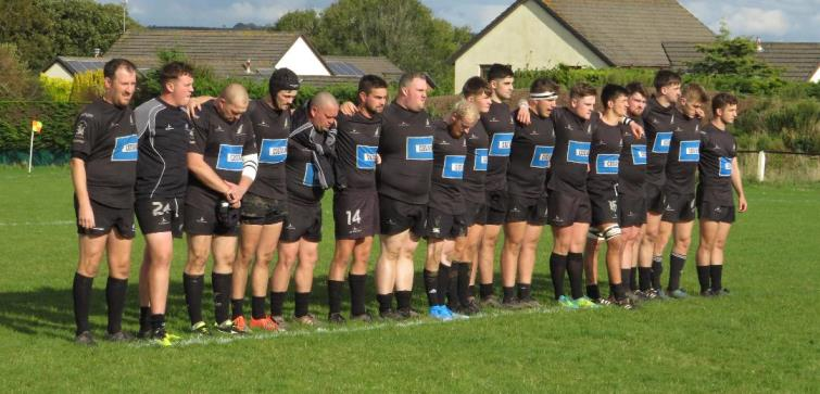 Minutes silence for Johnny James