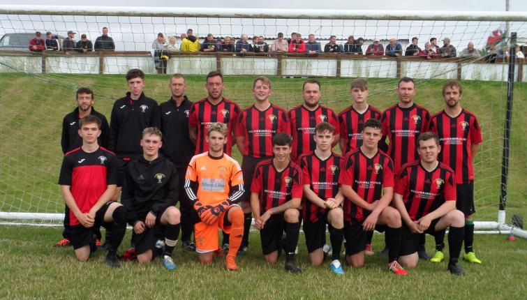 Goodwick United 2nds