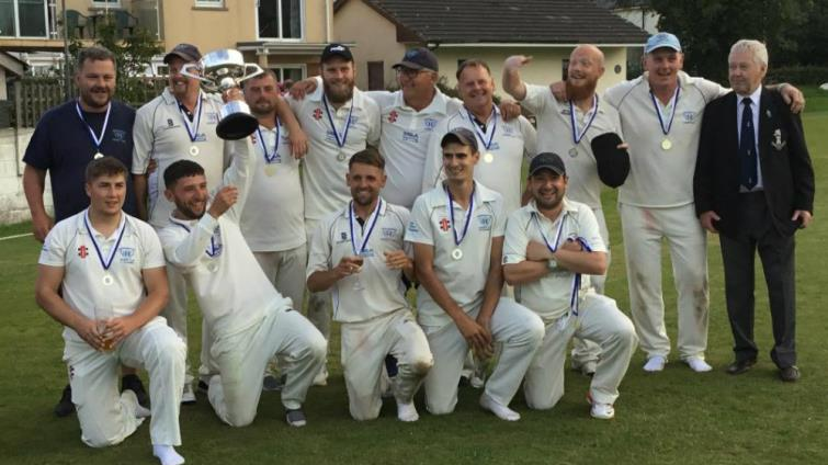 2019 Division 3 Champions Herbrandston