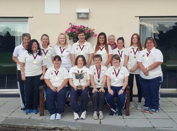 League winners Hook Ladies