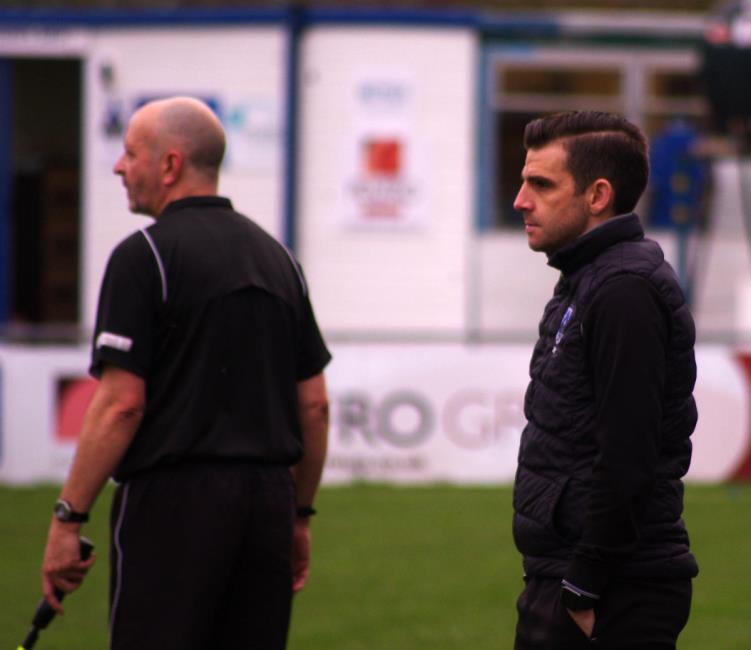 Sean Cresser, Welsh League Division One - Manager of the Month