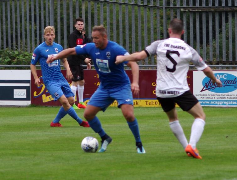 Lee Trundle bagged four goals on his debut for The Bluebirds