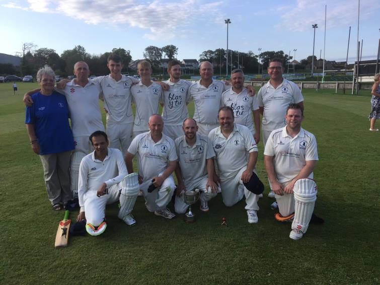 2019 Ken Morris winners Haverfordwest 3rds