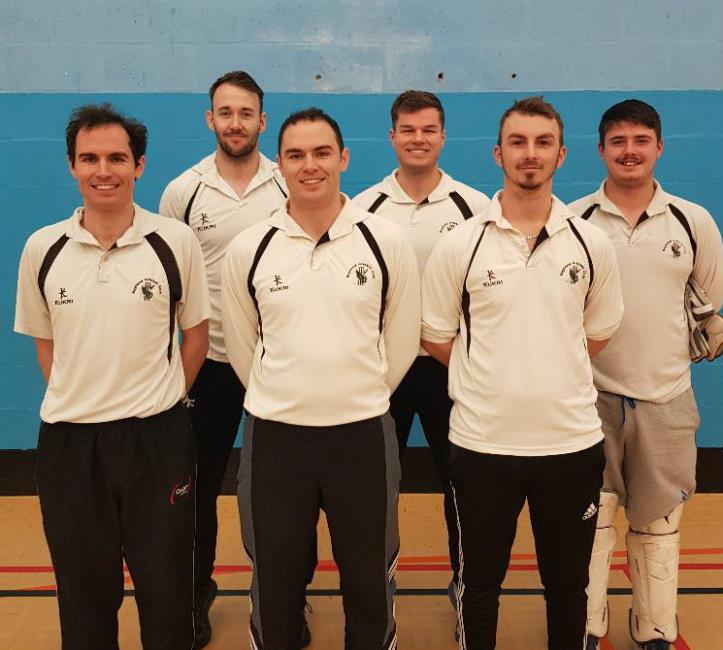 Welsh Indoor Champions - Neyland CC