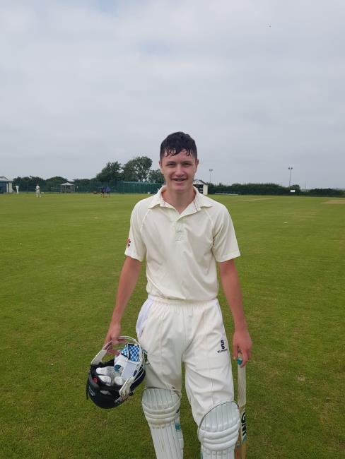 Ioan Roberts  - wickets and crucial runs for Hook