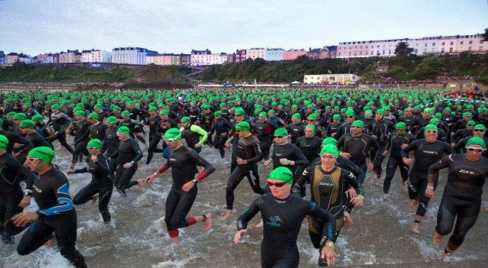 2021 IRONMAN Wales held in Tenby is cancelled