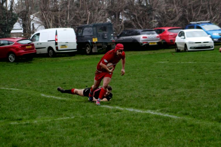 Try time for Pembroke