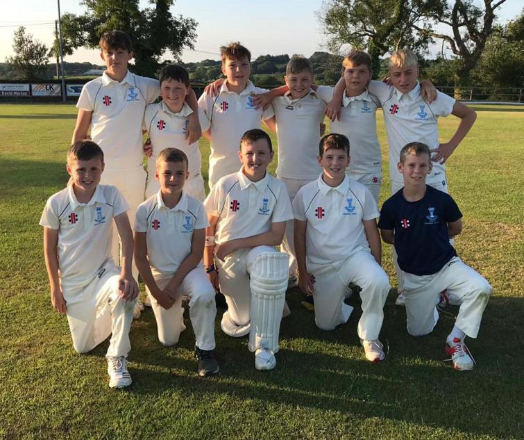 Lawrenny Under 13s