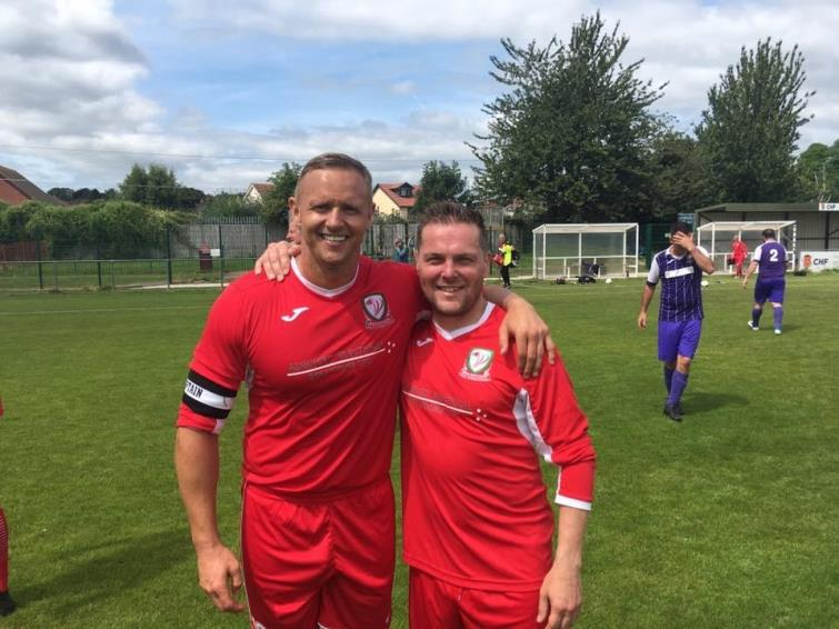 Matthew Price and Lee Trundle