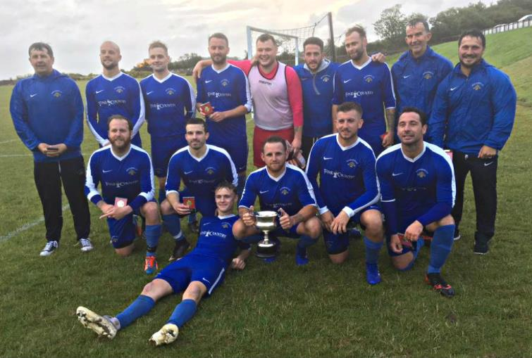 2019 Eddie Merry Cup winners Merlins Bridge