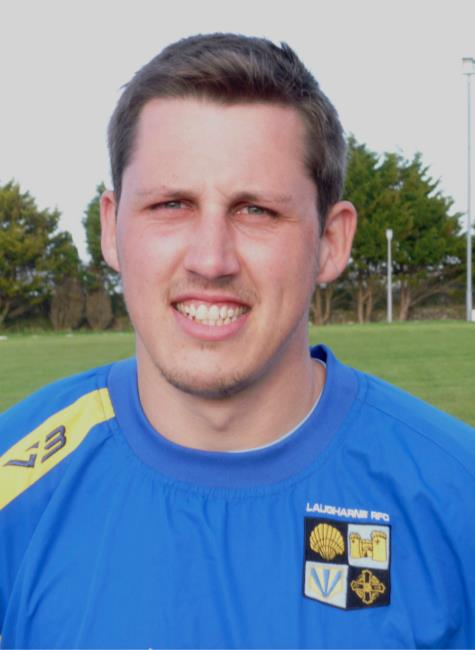 Mike Williams - another two tries for Laugharne