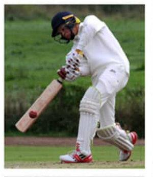 Morgan Grieve - topped Carew 2nds batting