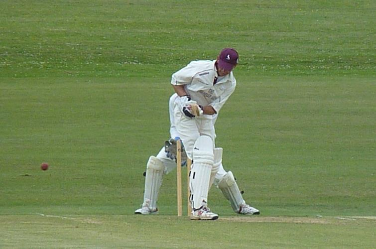 Neal Williams century stroke