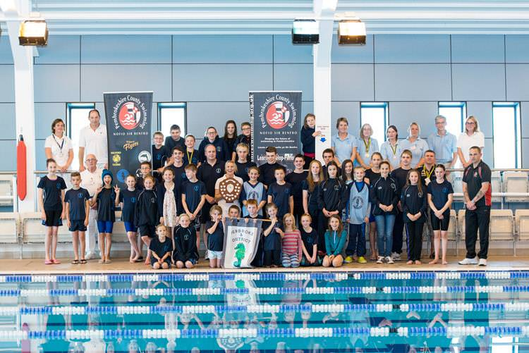 Pembroke And District Amateur Swimming Club Is Forty
