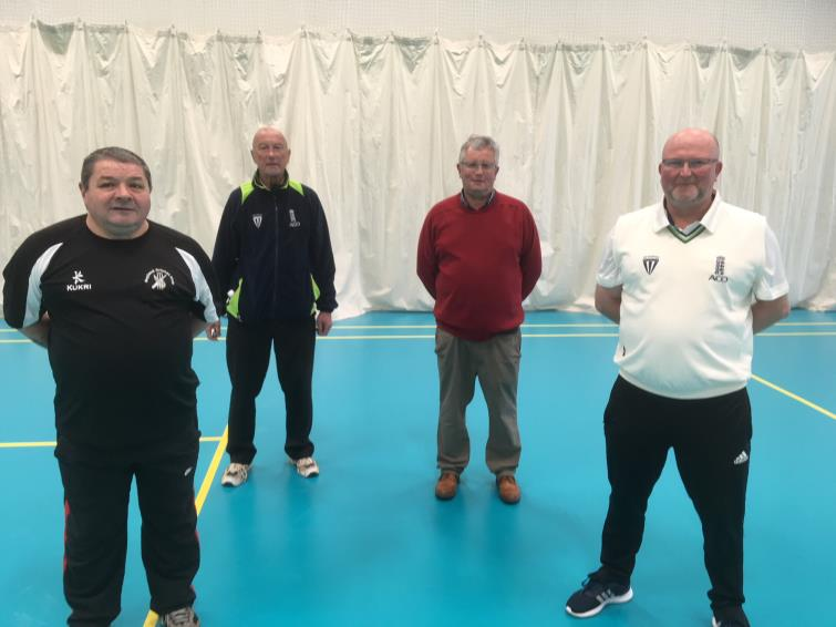 Organisers and umpires