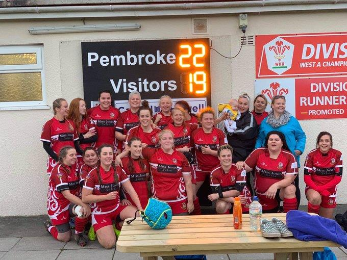 Pembroke Panthers delighted to win against Whitchurch at Crickmarren