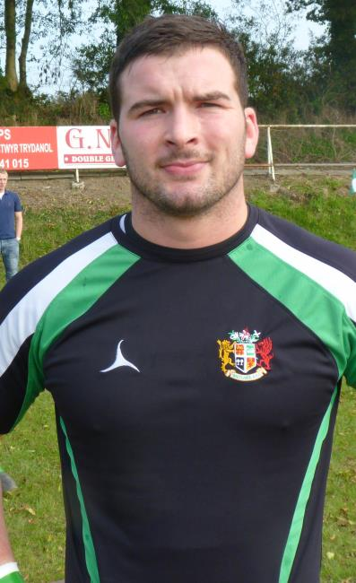 Ryan Michael - played really well in Whitland win