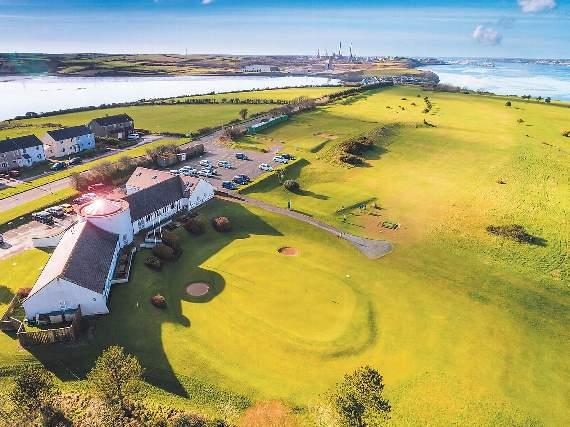 The South Pembs Golf Club