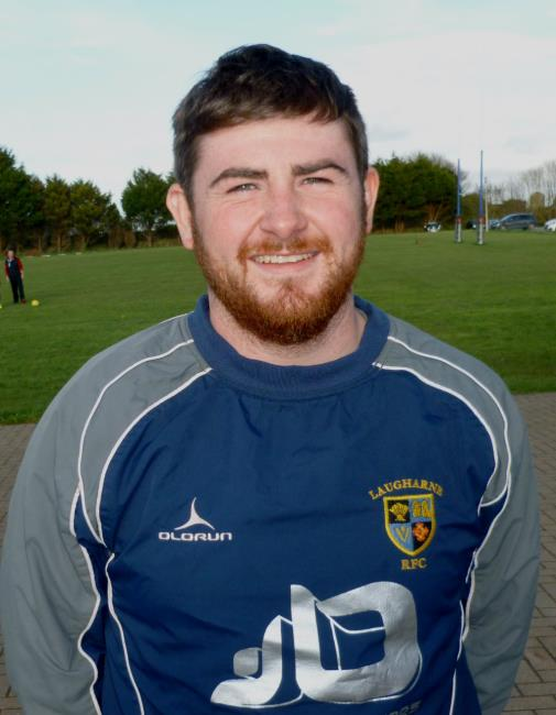 Tom Waters - try for Laugharne