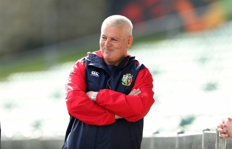Warren Gatland relishing the huge challenge against his native All Blacks