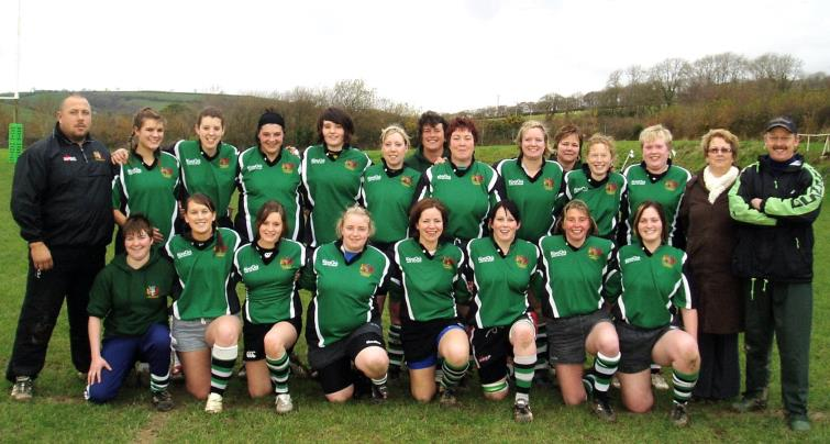 Whitland RFC Ladies