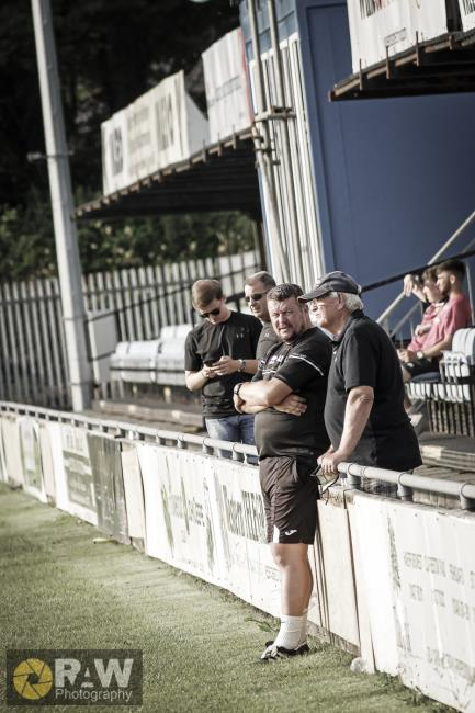 Haverfordwest County manager Wayne Jones has brought in some top signings. Picture Matthew Kelly of Rawphotography