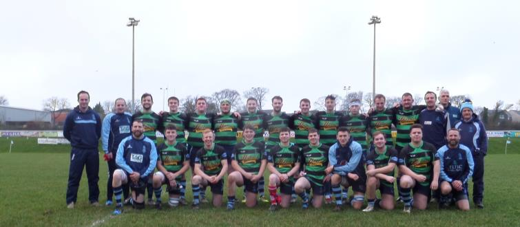 Narberth RFC 2nds